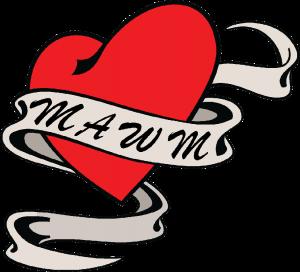 MAWM Heart Logo